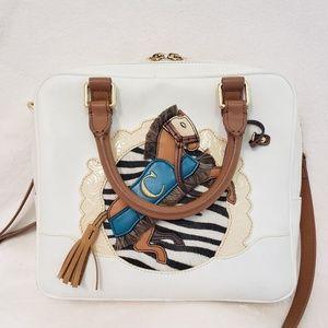 LaPalette equestrian handbag crossbody